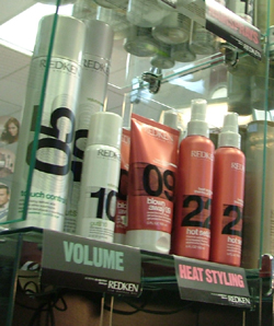 Redken Hair Care Products